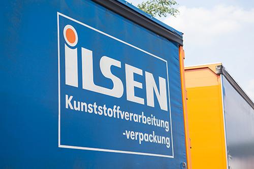 Ilsen Firmenschild