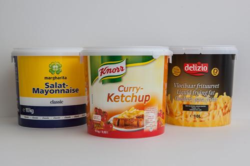 Lebensmittel Verpackung